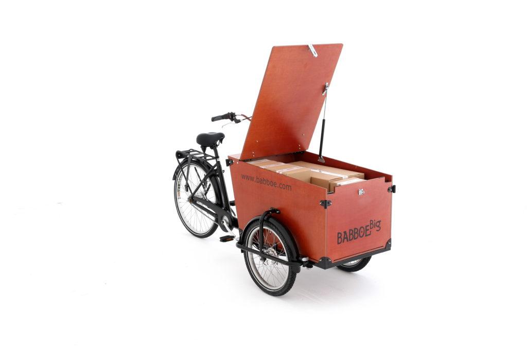 Alpine Bike Montabaur Babboe Lastenfahrrad 1