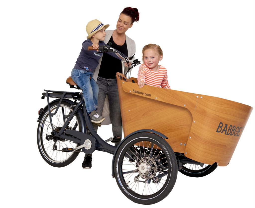 Alpine Bike Montabaur Babboe Lastenfahrrad Carve